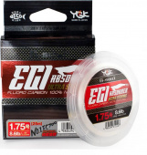 Флюрокарбон (шок-лидер) YGK Egi Absorber Ultra Strong 25м
